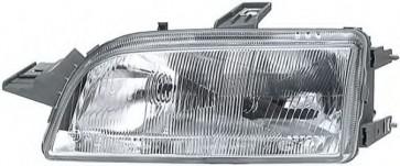 HEADLIGHT FIAT PUNTO 93> H1+H1 LEFT ELECTRIC ADJUSTMENT