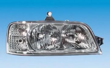 HEADLIGHT FIAT DUCATO 02> H1+H7 RIGHT ELECTRIC ADJUSTMENT