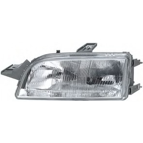 HEADLIGHT FIAT PUNTO 93> H1+H1 LEFT ELECTRIC ADJUSTMENT
