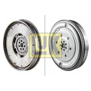 FLYWHEEL IVECO DAILY 06> DUAL MASS 2.3 JTD