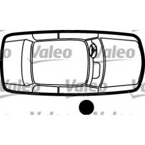 DOOR HANDLE EXTERIOR FIAT MULTIPLA 98> FRONT RIGHT