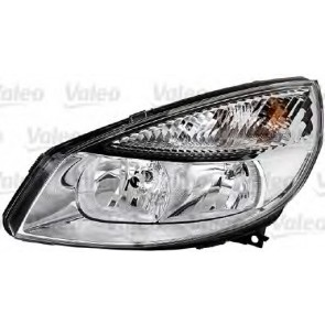 HEADLIGHT RENAULT SCENIC H7+H1 LEFT 03>H7 H1 LEWY