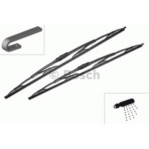 WIPER BLADE IVECO DAILY 00> WINDSHIELD WASHER JET TWIN 600/600MM