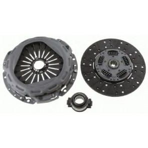 CLUTCH DISC IVECO DAILY 06> WITH BEARING 3.0 JTD #280X10#