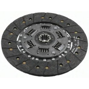 CLUTCH DISC IVECO DAILY 90> 35.12-49.12 2.5TD/2.8TD #267X10#