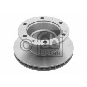 BRAKE DISC IVECO EUROCARGO FRONT/REAR 60/65/75