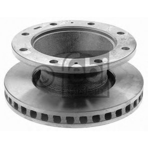BRAKE DISC IVECO EUROCARGO FRONT/REAR 100E 15 - 18 - 21