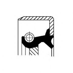 SEAL RENAULT MIDLINER 60x74x10