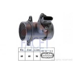 MASS AIRFLOW SENSOR FIAT DOBLO 00> 1.3 JTD