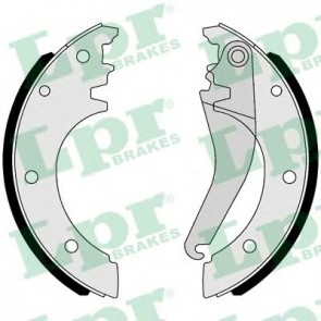 BRAKE SHOES IVECO DAILY 90>