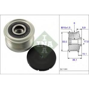 ALTERNATOR PULLEY FIAT DUCATO 06> 3.0 JTD