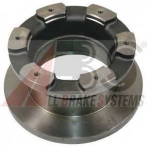 BRAKE DISC IVECO DAILY 00> REAR L/R 65C14/15/17