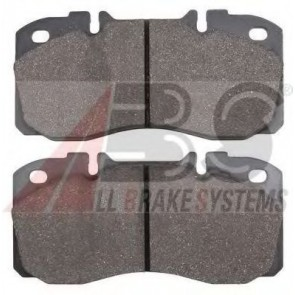 BRAKE PADS IVECO DAILY 00> FRONT 65