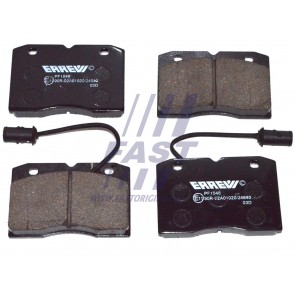 BRAKE PADS IVECO DAILY 90> FRONT 2-SENSORS 30/40 86>5/96 BREMBO