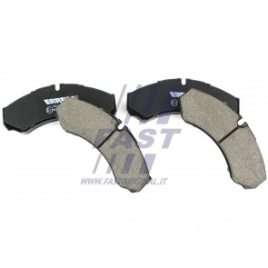 BRAKE PADS IVECO DAILY 90> FRONT/REAR WITHOUT SENSOR96