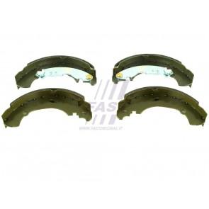 BRAKE SHOES FIAT BRAVA/BRAVO 95> REAR 203 X 39