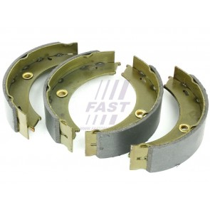 BRAKE SHOES MERCEDES SPRINTER 95> HAND BRAKE 170MM