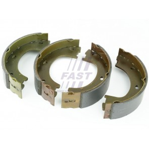 BRAKE SHOES MERCEDES SPRINTER 06> HAND BRAKE 172MM