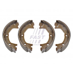 BRAKE SHOES IVECO DAILY 06> REAR HAND BRAKE