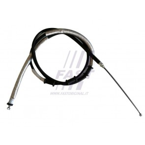 BRAKE CABLE FIAT DOBLO 00> REAR RIGHT