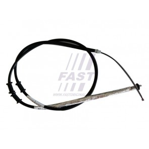 BRAKE CABLE FIAT DOBLO 00> LEFT