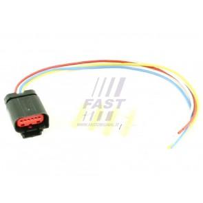 PLUG CONNECTOR FIAT DUCATO 06> MASS AIRFLOW SENSOR 2.2 JTD