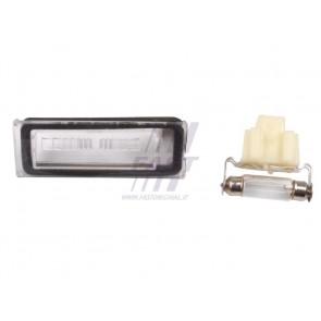 REGISTRATION PLATE LAMP FIAT DUCATO 06>/ 14> 1-PC