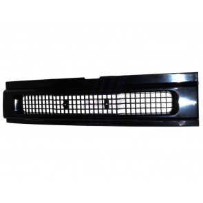 FRONT GRILL IVECO DAILY 00> CZARNA