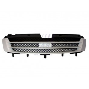 FRONT GRILL IVECO DAILY 06> CENTRAL SET >09 WITHOUT EMBLEM