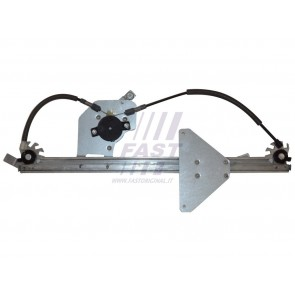 WINDOW LIFTER CITROEN BERLINGO 08> FRONT RIGHT ELECTRIC WITHOUT MOTOR