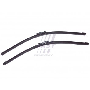WIPER BLADE IVECO DAILY 14> FRONT L/R FLAT 630MM+630MM