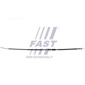 BRAKE CABLE FIAT PUNTO 93> REAR LEFT 55/60/75
