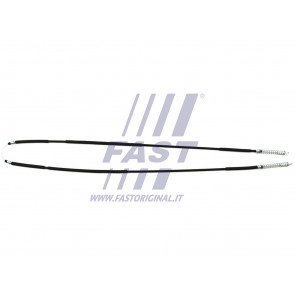 BRAKE CABLE FIAT CINQUE / SEICENTO REAR L/R