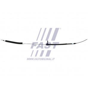 BRAKE CABLE ALFA 147 /156 00> REAR LEFT