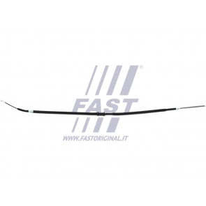 BRAKE CABLE FIAT MULTIPLA 98> REAR LEFT 1.6/1.9 JTD L
