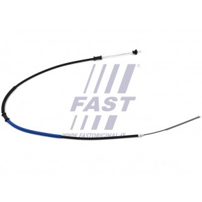 BRAKE CABLE FIAT DOBLO 00> REAR LEFT VAN
