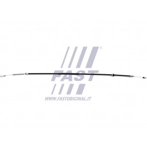 BRAKE CABLE IVECO DAILY 00> REAR 35C14-17/50C13-17