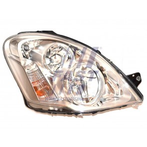 HEADLIGHT IVECO DAILY 06> H7+H1 RIGHT ELECTRIC ADJUSTMENT 12>