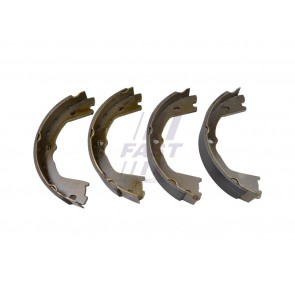 BRAKE SHOES IVECO DAILY 00> REAR HAND BRAKE 65C15